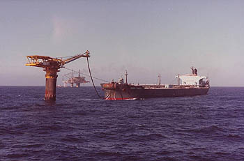Gall Thomson offshore terminal