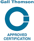 GTAC stamp of Approved Certification